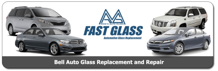 bell windshield auto glass replacement repair