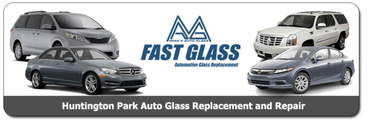 huntington park windshield auto glass replacement repair